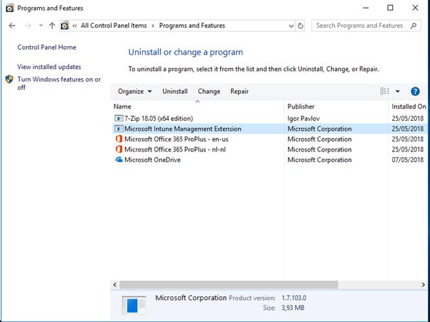 Part 16 – Configure Microsoft Intune – PowerShell Scripts