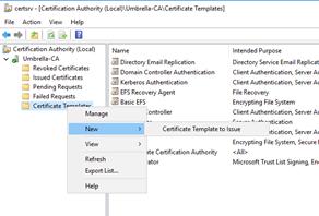 Configure Microsoft Intune – Certificates – Part 4: Certificate